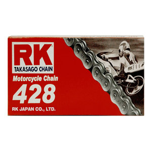 RK 428 M 134 Link Motorcycle Chain
