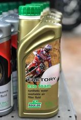 Rock Oil Factory Eco Foam Motorcycle Oil