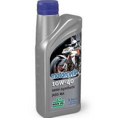 Rock Oil Guardian Sigma Semi-Synthetic 10/40 Motorcycle Oil