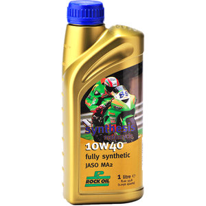 Rock Oil Synthesis 4 10w-40 Fully Synthetic Motorcycle Oil