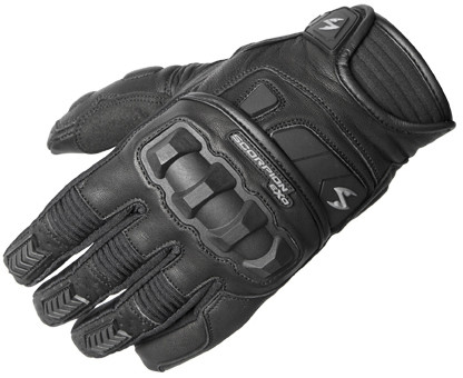 Scorpion Klaw II Black Motorcycle Glove