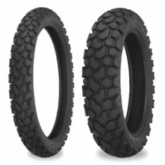 Shinko E700 front 3.00-21 Dual Sport Motorcycle Tire