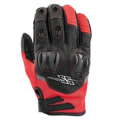 Speed & Strength Power & the Glory Red Glove
