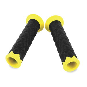 Spider SLR Road Motorcycle Grip Yellow