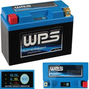 WPS Featherweight Lithium Battery YTX9-BS