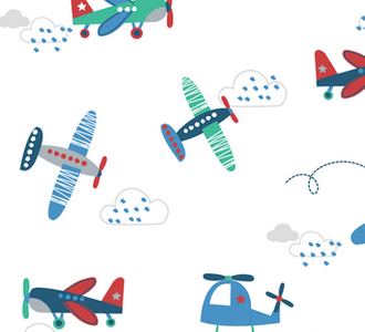 Kissy Kissy Awesome Airplanes Collection