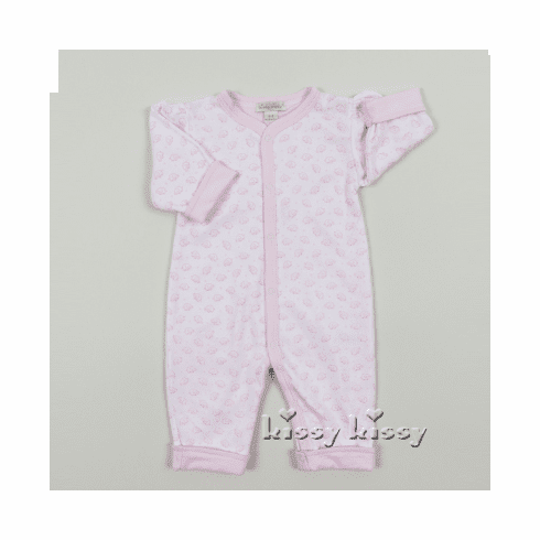 Kissy Kissy Baby Elephants Rev. Playsuit F15257-10Rpink