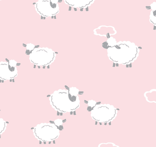 Kissy Kissy Cuddle Sheep Collection Pink