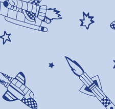 Kissy Kissy Space Ship Collection