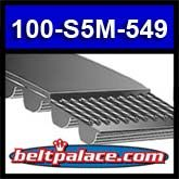 100-S3M-549 STS Timing Belt (Metric)