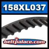 158XL037 Timing belt. Industrial Grade.