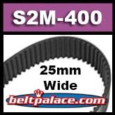 250-S2M-400 Synchronous belt