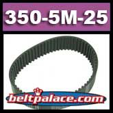 350-5M-25 Industrial Synchronous Timing belt.
