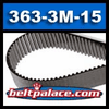 363-3M-15 Synchronous Belt.