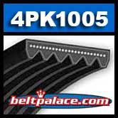 4PK1005 Automotive Serpentine (Micro-V) Belt