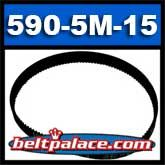 590-5M-15 Industrial Synchronous Timing belt.