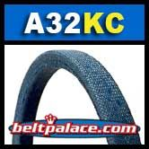 A32KC Belt. UltraPower AG V-Belt (Kevlar Covered).