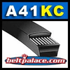 A41KC Belt. UltraPower� AG V-Belt (Kevlar Covered).