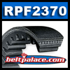 RPF2370 Automotive RPF Raw Edge Cogged Belt
