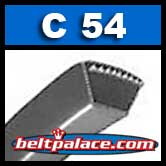 C54 INDUSTRIAL V-BELT