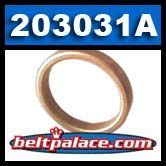 Comet 203031A Bronze Bushing for 40C Drive Clutch