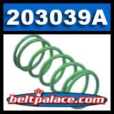 Comet 203039A - Green Compression Spring for 40/44 Series