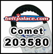 COMET 203580 (A-DF), Comet Industries belt 884-80