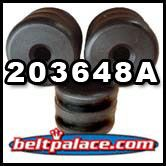 """Comet 203648A - 3-Pack of """"Standard"""" Heavy Roller Weight Kit."""