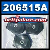 Comet 206515A. For 94C Comet Duster. Sold as One Package of 3.