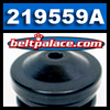 "219559A for Comet 20 Series. Drive Clutch. Symmetric, 3/4"" bore"