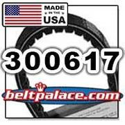 Comet 300617C Belt for RUPP and Jr Dragsters