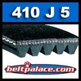 410J5 GATES Micro-V Belt, Metric 5-PJ1041 Motor Belt.