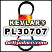 PL30707 KEVLAR Scooter Belt. Gates 743x20x30 belt.