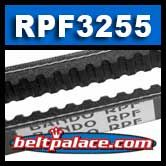 RPF-3255 Automotive V Belt. BANDO RPF3255.