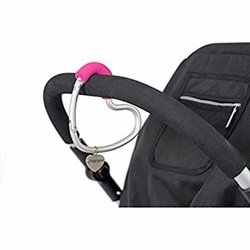 Buggygear Heart Hook Hot Pink