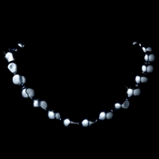 Necklace 8325 Hematite *Only 4 Left*