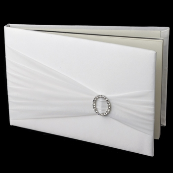 Romance Ring Guest Book 781