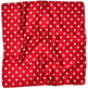 50's Polka Dot Satin Scarf - More Colors