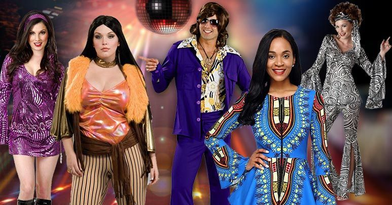 c7161946ab 70s Costumes - Disco Costumes for Adults and Kids