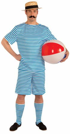 Adult 1920's Beachside Clyde Costume