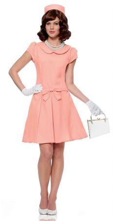 Adult 60's First Lady Costume