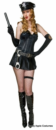 Adult 7-Piece Sexy Cop Costume