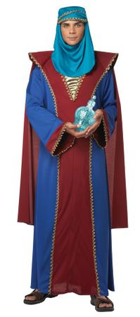 Adult Balthasar of Arabia Wise Man Costume