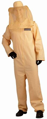 Adult Bee Keeper Costume, Size M/L