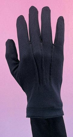 Adult Black Theatrical Gloves