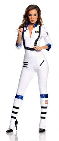 Adult Blast Off Sexy Astronaut Costume