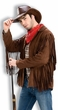 Adult Buffalo Bill Costume Jacket