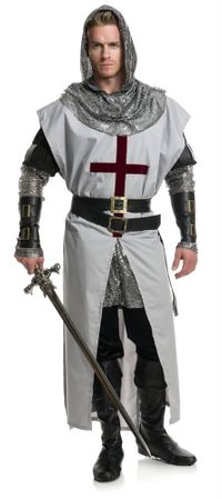 Adult Chivalrous Knight Costume
