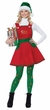 Adult Christmas Elf in Charge Costume