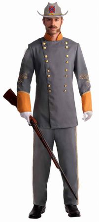 Adult Civil War Southern Soldier Costume